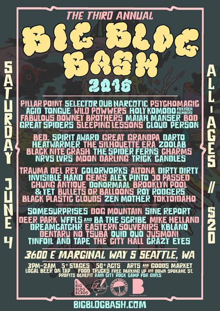 BLACK NITE CRASH at BIG BLDG BASH 2016