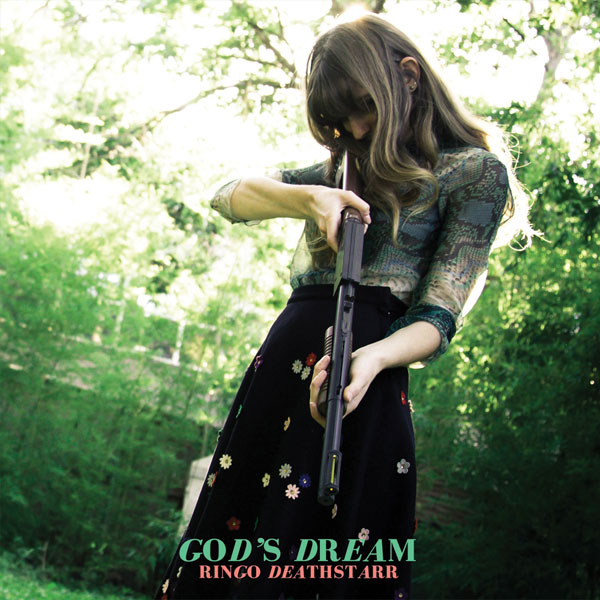 "NS012V : RINGO DEATHSTARR - GOD'S DREAM 12"" VINYL (2014 NEON SIGH / NOYES)"
