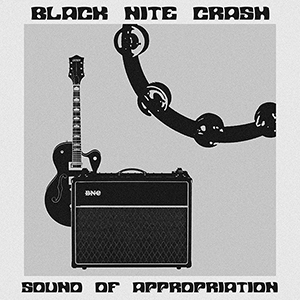NS018 : Black Nite Crash - Sound Of Appropriation EP [Neon Sigh, 2017]