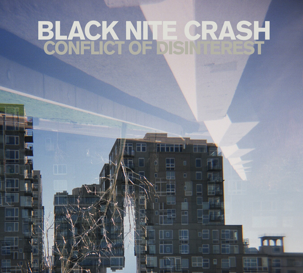 NS019 : Black Nite Crash - Conflict Of Disinterest (Neon Sigh, 2019)