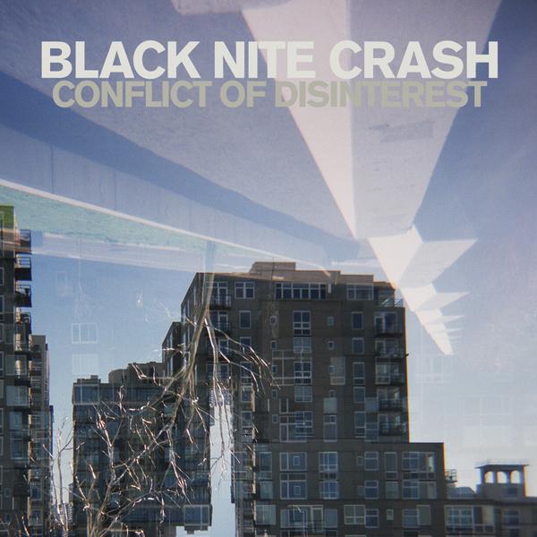 NS019 : Black Nite Crash - Conflict Of Disinterest [Neon Sigh, 2019]