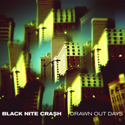 NS001 Black Nite Crash - Drawn Out Days [Neon Sigh, 2012]